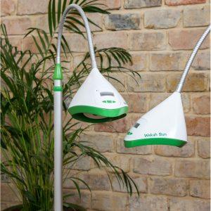 תאורה לגידול צמחים חכמה וחסכונית